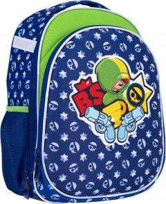 Рюкзак каркасный школьный BS AS1 Leon 39x30x17 см 24 л (501021015)