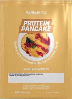 Заменитель питания BioTech Protein Gusto Pancake 40 г Ваниль (5999076219292)