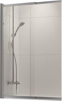 Шторка для ванны NEW TRENDY Sensi P-0037 85 прозрачная
