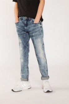 Джинсы SLIM Reporter Young 164 см голубые