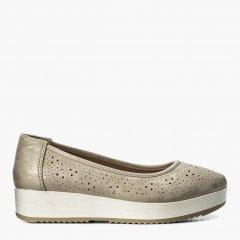 Туфли Clara Barson W16SS068-3P 38 Золотые (6620818930043)