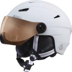 Шлем горнолыжный Cairn Electron Visor Photochromic 57-58 Mat White (0605880-01-57)