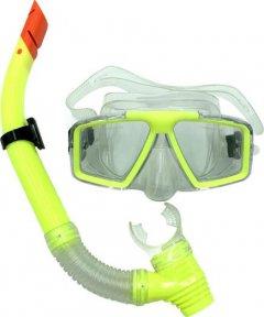 Набор для плавания (маска и трубка) Newt DOLphin VORtex NE-SW-42-Y Салатовый (2000000017136)