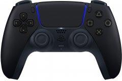 Беспроводной геймпад PlayStation 5 Dualsense Midnight Black для PS5/PS 5 Digital Edition