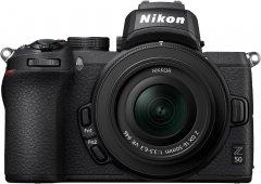 Фотоаппарат Nikon Z50 + DX 16-50mm VR Kit (VOA050K001) Официальная гарантия!