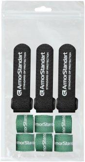 Набор органайзеров для кабеля ArmorStandart Smart Home-2 9 шт (6PG+3 RewBK) (ARM58664)