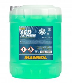 Антифриз Mannol Antifreeze AG13 -40°C 10 л Green (553/10)