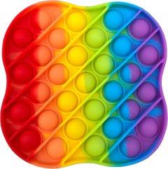 Игрушка антистресс Pop It вечная пупырка поп ит фигурный квадрат (2000024000459)