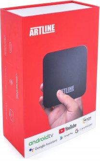 ARTLINE TvBox KM9Pro 4/32GB Android TV 9.0