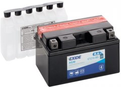 Мото аккумулятор Exide AGM 8.6 Ah (+/-) 145EN (ETZ10-BS)
