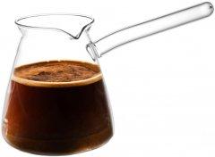 Турка для кофе Fissman Стеклянная 500 мл (9446)