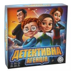 Игра настольная Детективное агентство Arial (4820059911500)