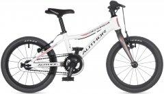 "Велосипед Author Record 16"" рама 9"" 2021 Белый/серый (2021014)"