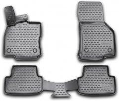 Автоковрики Autofamily VW Golf VII 2013 4 шт. полиуретан (NLC.3D.51.44.210K)