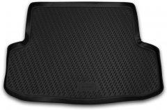 Коврик в багажник Autofamily CHEVROLET Aveo 2004-2012 сед. полиуретан (CARCHV00014)
