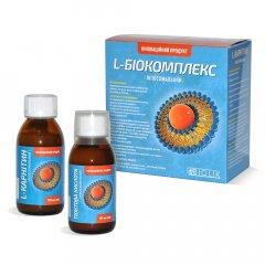 Біологічно активна добавка L-Біокомплекс суспензія 2 флакона по 100 мл