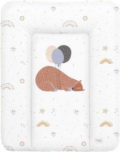 Матрас пеленальный на комод Ceba Baby 70х50 см мягкий Big Bear (W-143-000-638)