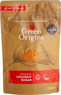 Сахар кокосовый Green Origins Органический 150 г (5060426630750)