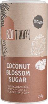 Сахар кокосовый Bio Today Органический 350 г (8718858933044)