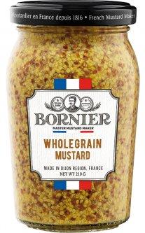 Горчица Bornier цельно зерновая 210 г (3104710302540)
