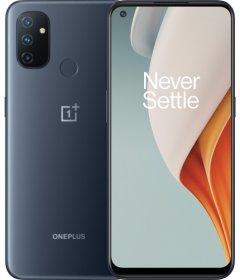 Мобильный телефон OnePlus Nord N100 4/64GB Midnight Frost (5011101331)