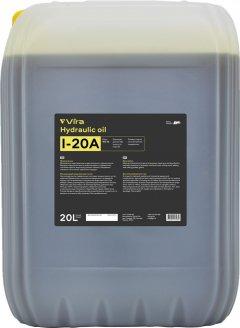 Масло индустриальное Vira И-20А 20 л (новая этикетка) (VI0331)