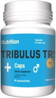 Тестостероновый бустер Трибулус EntherMeal TRIBULUS TRS + 60 капсул (TRIB060EM0059)