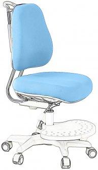 Чехол для кресла Cubby Paeonia Chair cover Blue (01-00001941)