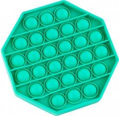 Игрушка антистресс Sibelly Pop It Mono Octagon Mint (SB-PPIT-OCT-MNT) (9869205468654)