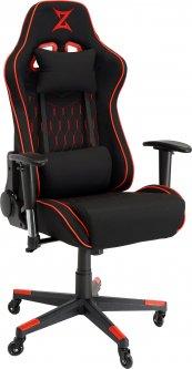 Кресло геймерское RZTK Cyber Red/Black (CBR01 RB)