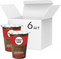Упаковка крем-супа Street Soup Томатного 50 г х 6 шт (8768137287344)
