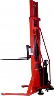 Штабелер электрический гидравлический Vulkan SDYG-1540