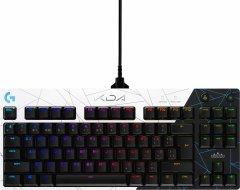 Клавиатура проводная Logitech G Pro GX Brown Tactile USB KDA (920-010077)