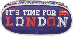 Пенал-бокс HIPE Лондон с 1 отделением Синий (2000009320381)