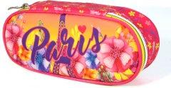 Пенал-бокс HIPE Париж с 1 отделением Розовый (2000009320763)
