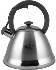 Чайник Krauff со свистком 3 л (26-298-002)