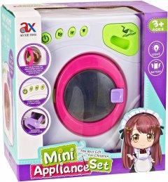 Стиральная машинка игрушечная Ao Xie Toys со светом и звуком (6910010069468)