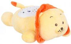 Мягкая музыкальная игрушка с проектором Funmuch Львенок с проектором (FM666-10)