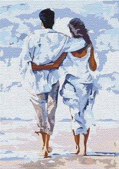 Картина по номерам Идейка О любви 35 x 50 см (КНО2643) (4823104305163)