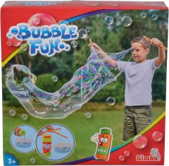 Игровой набор для запуска мыльных пузырей, с раствором 250 мл и аксессуарами Simba Toys (7282270)