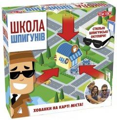 Настольная игра Tactic Школа шпионов (56263) (6416739562636)