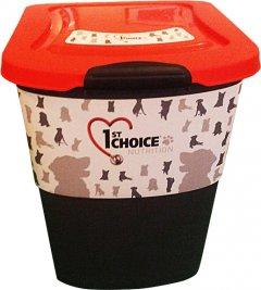 Контейнер для хранения корма для собак и кошек 1st Choice 15 кг 40х35х45 (2100046674017)