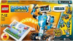 Конструктор LEGO BOOST Набор для конструирования и программирования 847 деталей (17101)