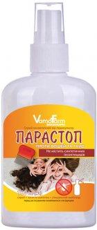 Спрей косметический VamaFarm Парастоп от педикулёза 100 мл (4820220810441)
