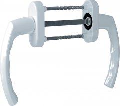 Балконный гарнитур Astex ANTEY BHS 4/3 Белый (ВHS 4/3/9016)