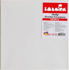 Холст на подрамнике Идейка для живописи 40 х 40 см (Д006) (4823104326571)