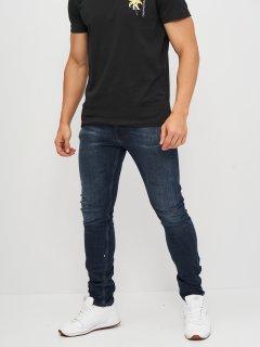 Джинсы Calvin Klein Jeans Slim Taper J30J317662-1BJ 34-32 Denim Dark (8719853604373)