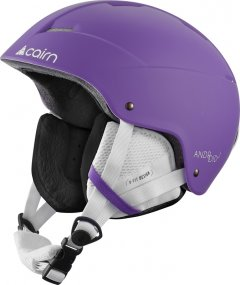 Шлем горнолыжный Cairn ANDROID J 48-50 Ultraviolet (0.60509.93848)