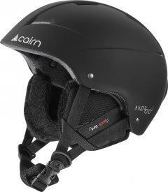Шлем горнолыжный Cairn ANDROID J 48-50 Mat Black (0.60509.90248)