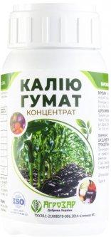 Удобрение органическое АгроЗАР Калия Гумат концентрат 250 мл (4820241010370)